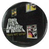 Arctic Monkeys - 'Nightmare' Button Badge
